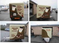 Coffee Trailer